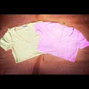 Victoria's Secret PINK Shirt Set